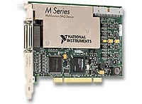 National Instru Express DAQ 2